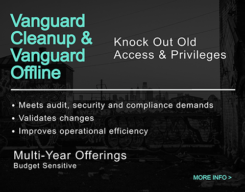 vanguard clean up and offline