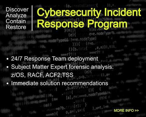 vanguard cybersecurity incident response program
