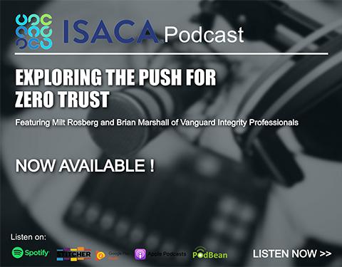 the push for zero trust podcast