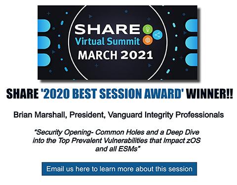 share virtual summit march 2021